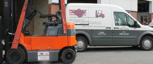 Isle of Wight Forklift Trucks